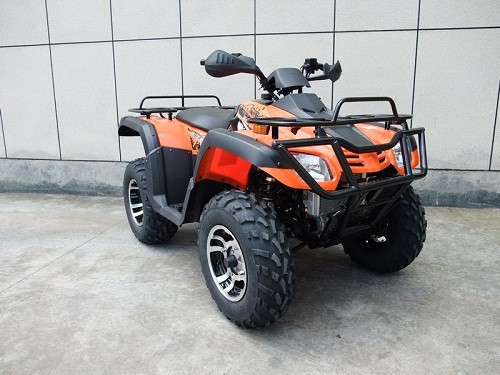 Vitacci Monster 300 cc  ATV ( 4 X 4 ) , Alloy wheels