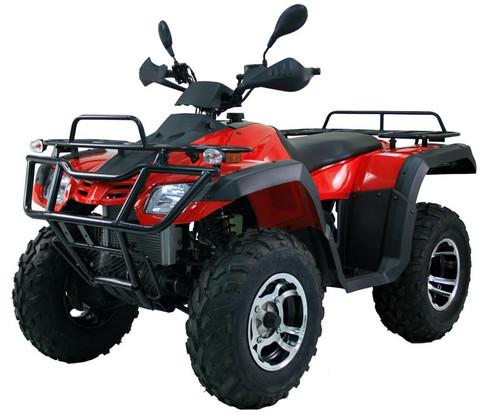 Vitacci Monster 300 cc  ATV (4 X 2) , Alloy wheels