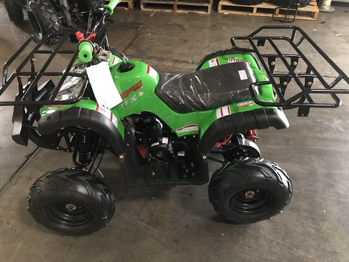 RPS 125CC RAIDER 7 KIDS ATV, Air Cool, Single Cylinder 4-Stroke