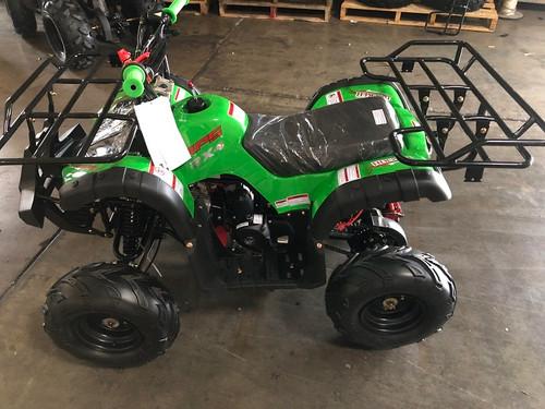 RPS 125CC RAIDER 7 KIDS ATV, Air Cool, Single Cylinder 4-Stroke