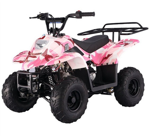 Taotao Boulder B1 ATV, 110CC Air cooled, 4-Stroke, 1-Cylinder, Automatic