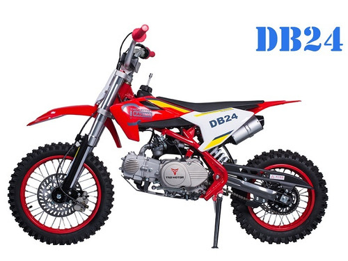 TaoTao DB24 107cc Dirt Bike, 107cc,Air Cooled, 4-Stroke, Single-Cylinder