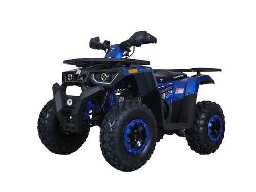 TaoTao Raptor 200 Utility ATV, Air Cooled, 4-Stroke, 1-Cylinder, Automatic - Fully Assembled and Tested