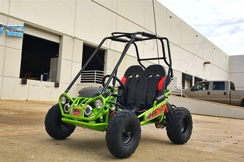 TrailMaster Mini XRX/R+ (Plus) Upgraded Go Kart