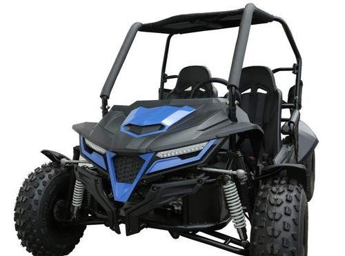 New TrailMaster Cheetah 150 Go Kart, 4-Stroke, Single Cylinder, Air Cooled, Automatic With Reverse