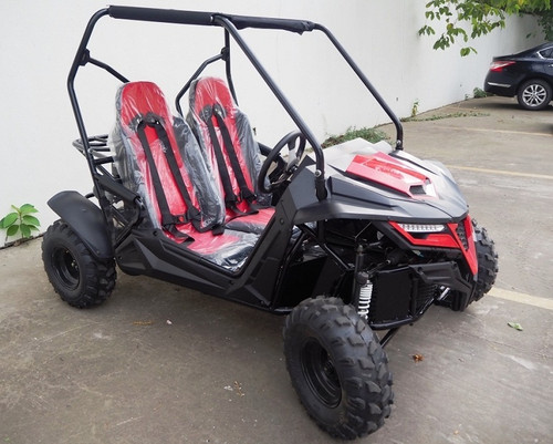 New Trailmaster Cheetah 8 Go Kart, 7.5 Hp Ail Cooled Engine Fully Automatic With Reverse