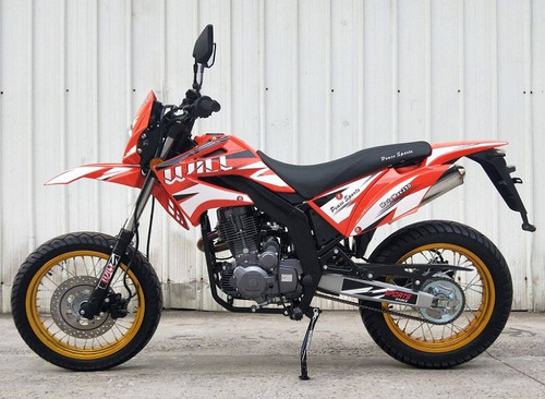 New 2020 Bashan MotoMax 250, 5 speed, Air Cooling, Single Cylinders, Electric/Kick Start