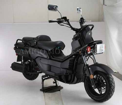 New Amigo ROVER 150 4 Stroke , Single Cylinder, CVT Street Legal Scooter