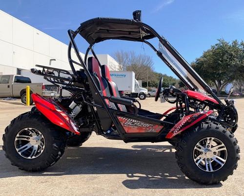 Trailmaster ULTRA Blazer-X 200 EFI Go Kart - Adult Size