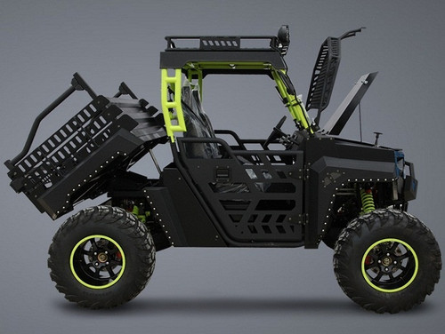 NEW BMS THE BEAST 1000 2S - 4X4 UTV, 81 HP, V-Twin 996cc EFI , Fully Automatic