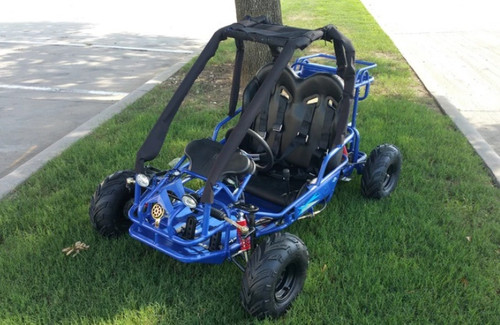 NEW RPS TK110-GK2 GO KART 4-STROKE,SINGLE CYLINDER - Fully Assembled and Tested