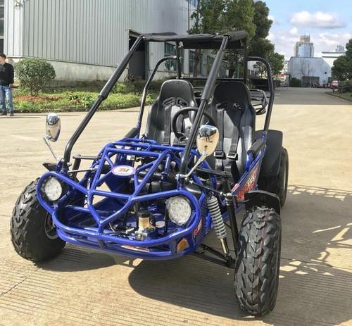 TrailMaster 200E XRS EFI Go Kart, 168.9cc Fully Automatic, Electric Start, Kill Switch