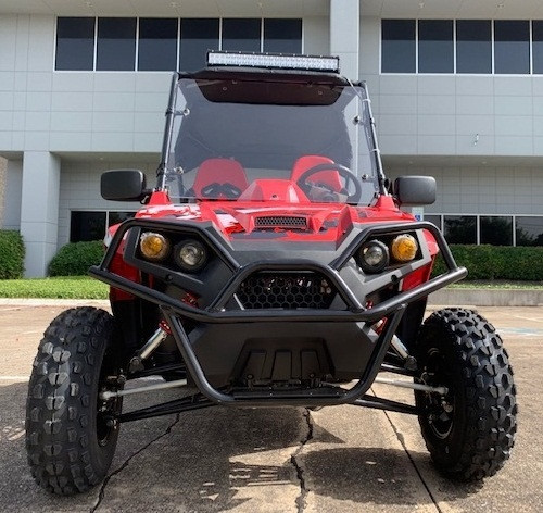 TrailMaster Challenger 200EX (EFI) UTV, Electric Start Automatic CTV With Reverse