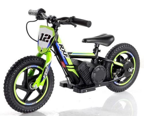 Apollo Jumpfun - Sedna 12 Electric Dirt Bike, 24V80W Brush Motor