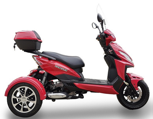 ICE BEAR MOJO Z (PST50-Z1) 50CC TRIKES, WITH WINDSHIELD