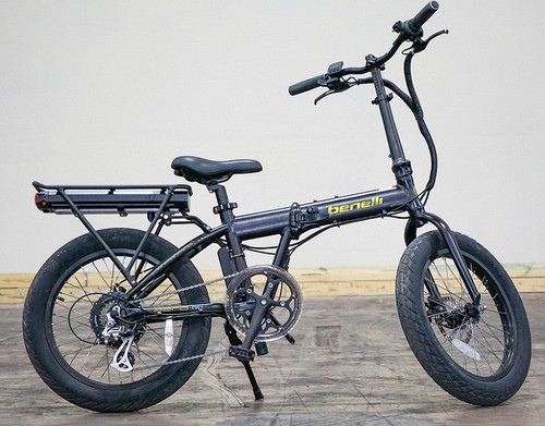 Trail Master Benelli E-fold 500, Electric Bike