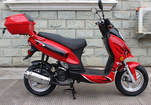 Roketa MC-07JL-50 (2020) Scooter, Electric/Kick