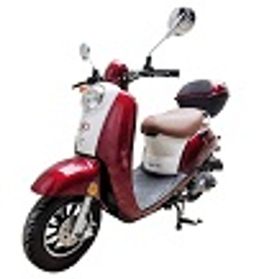 TrailMaster Milano 50N Scooter, Kick and Electric start