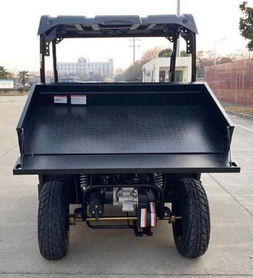 New Crossfire 200 EFI - Dump Bed UTV