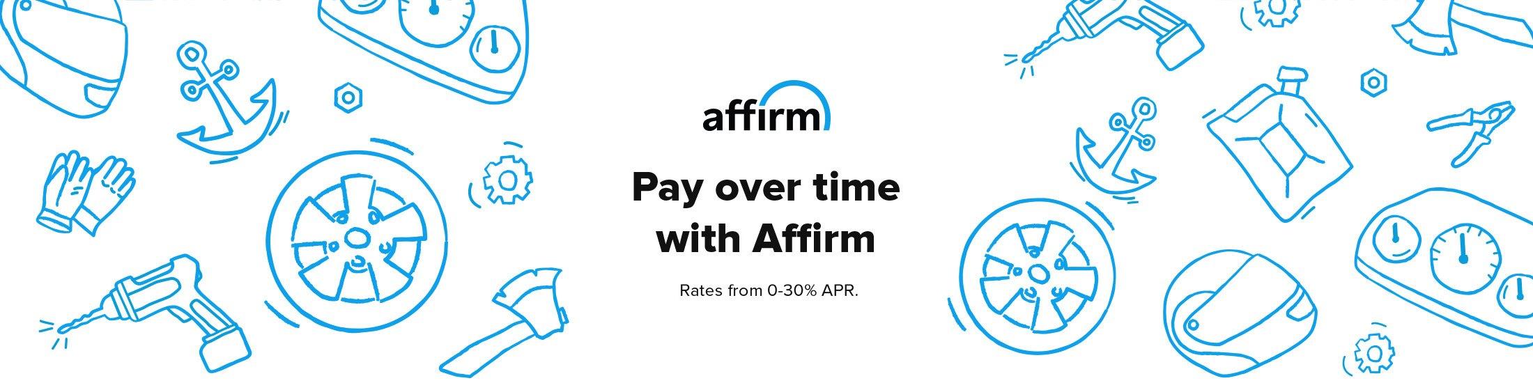 Affirm Banner Image