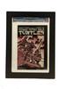 Graded Magazine Frame.  Teenage Mutant  Ninja Turtles
