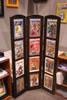 Tri-Fold Graded Comic Book Display
