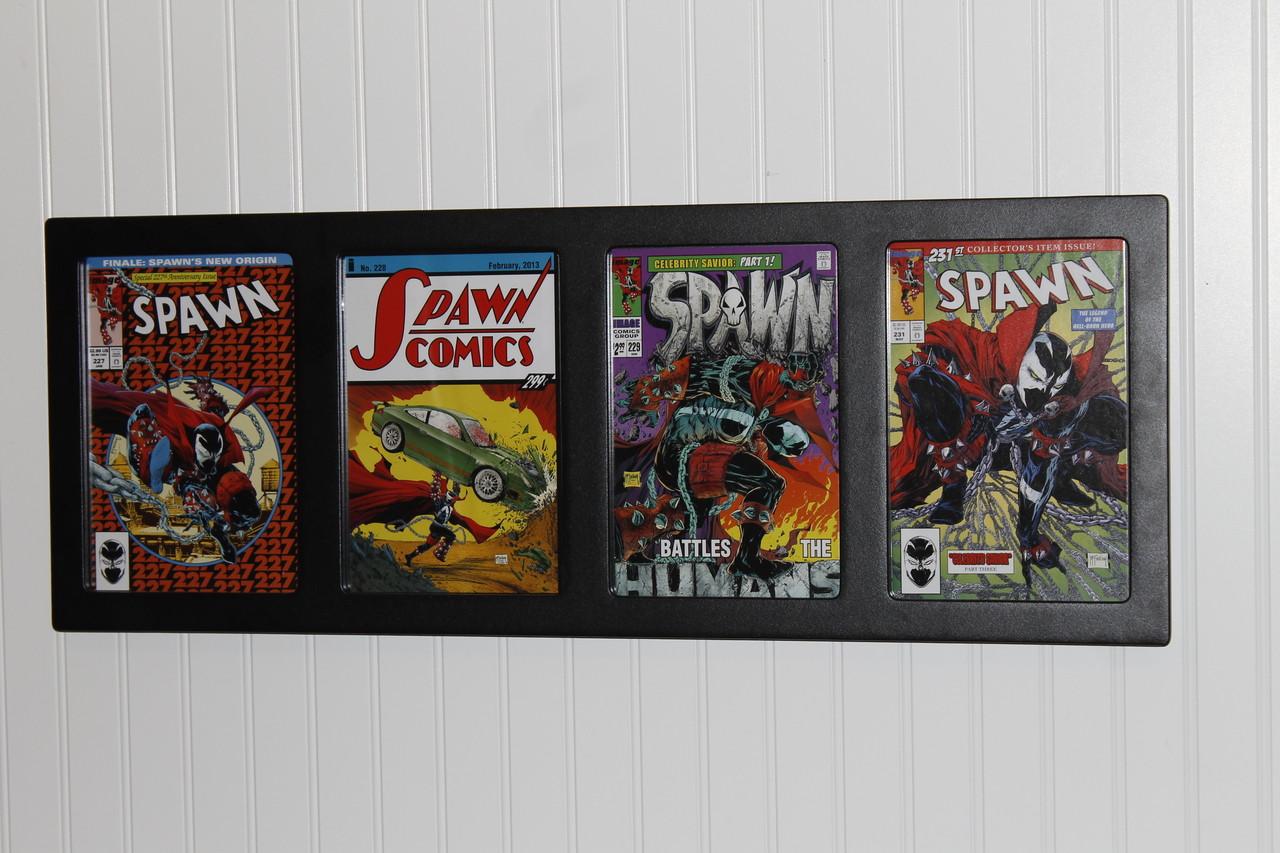 Inline4 Comic Book Display