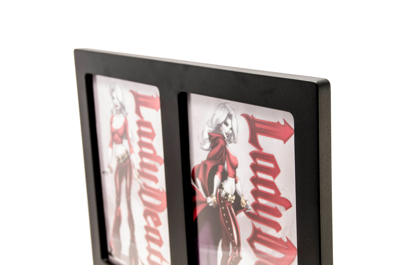 Inline2 High Quality Wood Frame for Comic Books