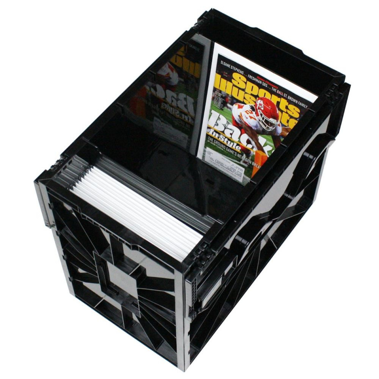 BCW Graded Comic Book Short Box Bin