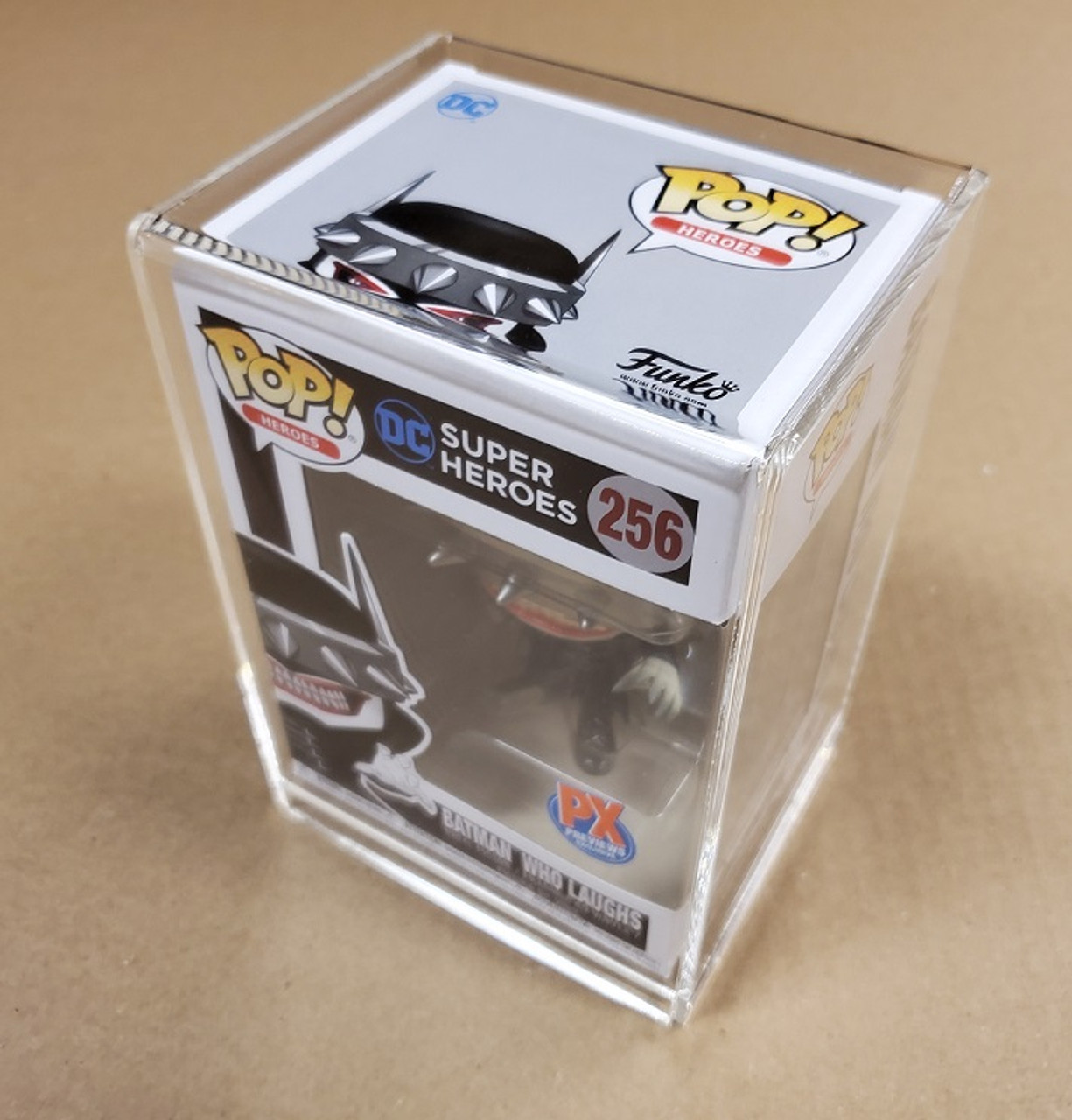 High Quality Acrylic Display For your Vinyl POP Figures