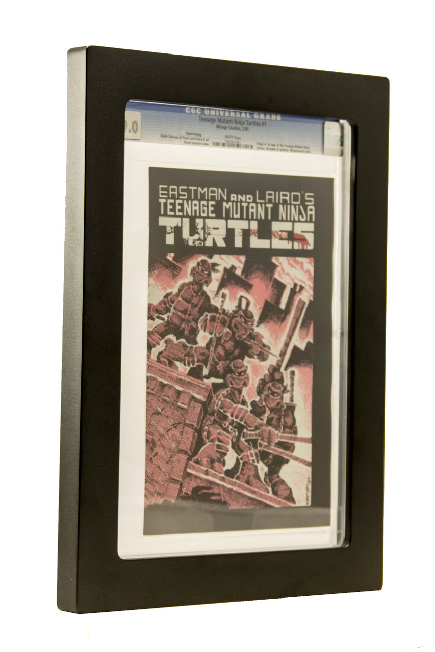Graded Magazine Frame for Large Format Comic Books