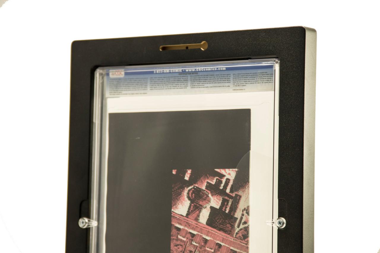 Graded Magazine Frame rear mount design