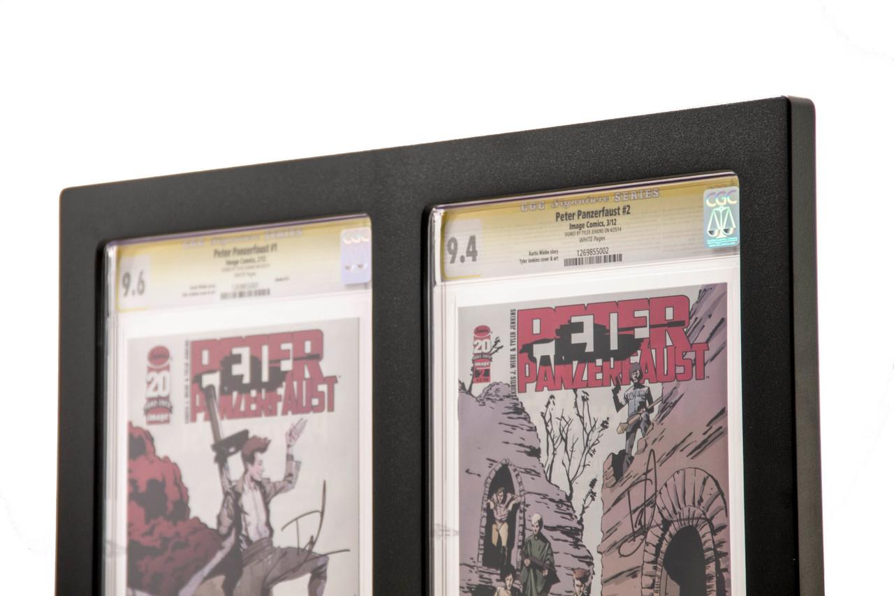 Inline2 Graded Comic Book frame Solid One-Piece Frame Design