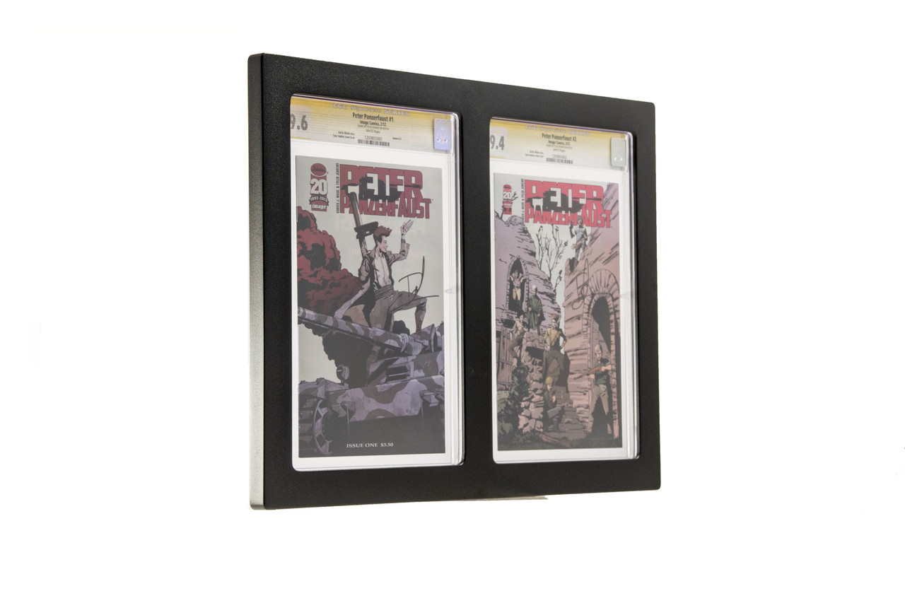 Inline2 Graded Book Frame Museum Edition