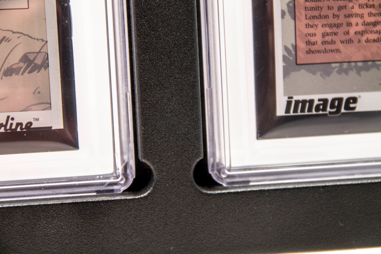 Inline2 Graded Comic Frame fits CGC and CBCS Slabs Perfectly
