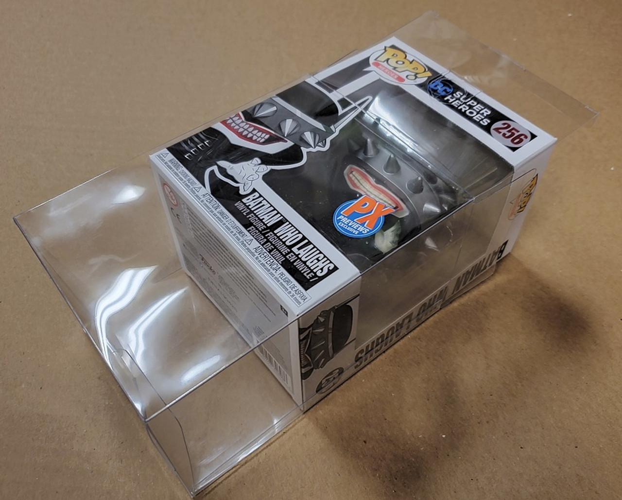 Easy Load Design Protective Box for Funko POPs