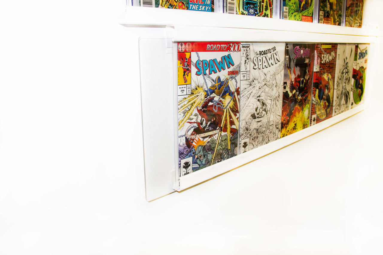 Single Comic Book UV Safe Front Cover