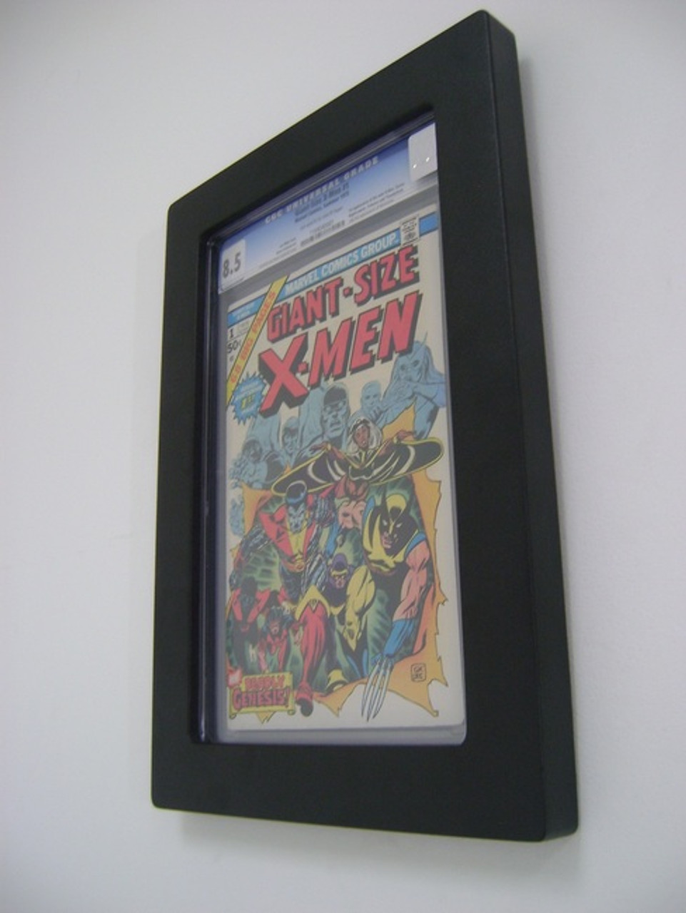 Graded Golden Age Comic Book Display for Thick Slabs. GSX1