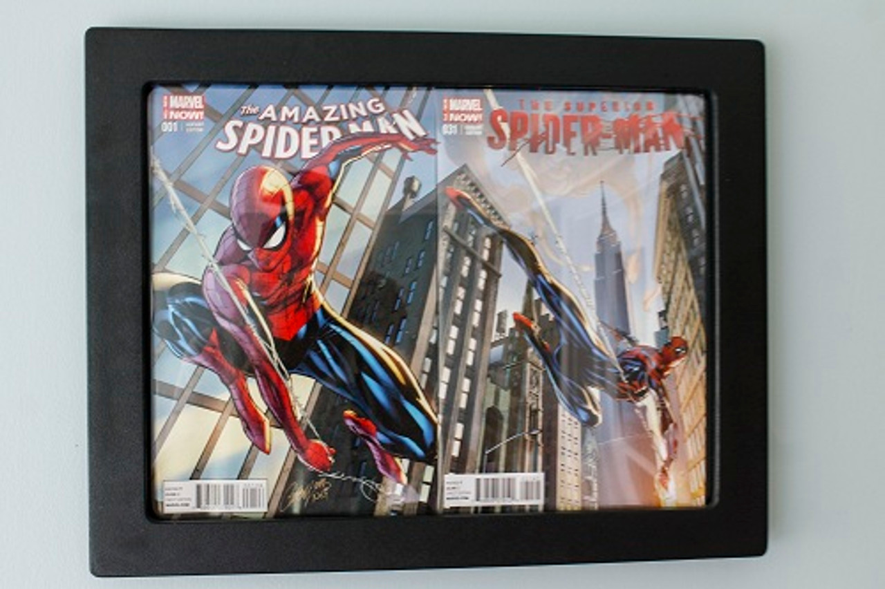 2Book Comic Display