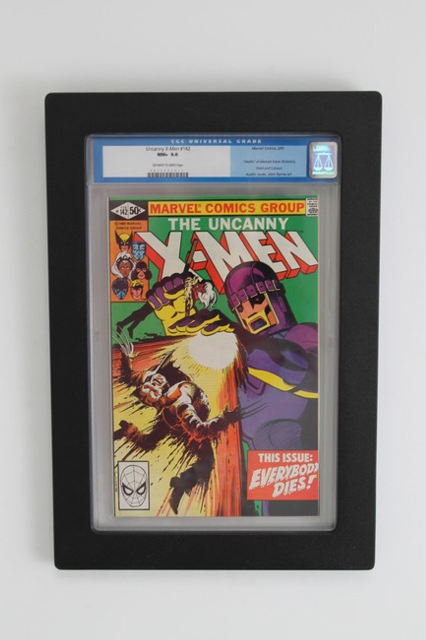 Graded Comic Book Frame UV Protected Museum Edition