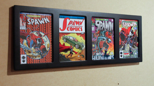 Inline4 Comic Display for Silver, Bronze and Modern Age Comics