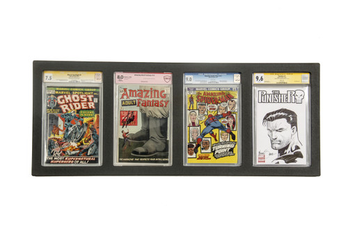 Inline4 Graded Comic Book Frame, CGC and CBCS Slabs