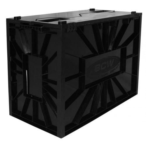 2 x  LONG heavy duty COMIC BOXES HOLD 300 plus .
