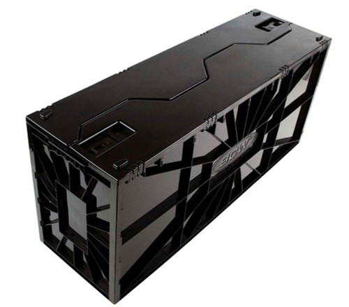 BCW Comic Book Long Box Storage Bin (closed top). The Collectors Resource
