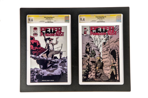 UV Protected Inline2 Graded Comic Frame for CGC and CBCS Slabs