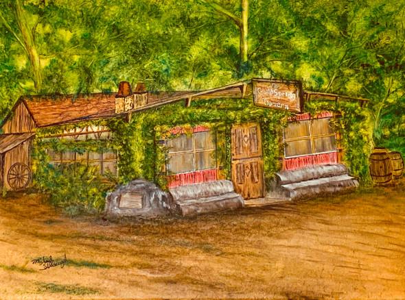 Cold Spring Tavern-Santa Barbara