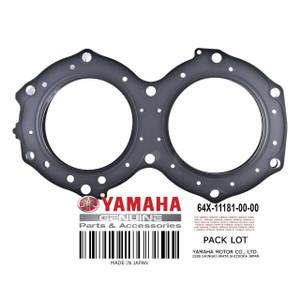 NEW HEAD GASKET FITS YAMAHA JET SKI GP-R 1300 2005 2006 2007 2008 60T-11181-10