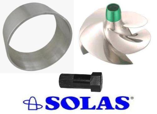 SeaDoo RXP-X RXT GTX Wear Ring Stainless Steel SOLAS Impeller Tool SRZ-CD-15/20 Kit