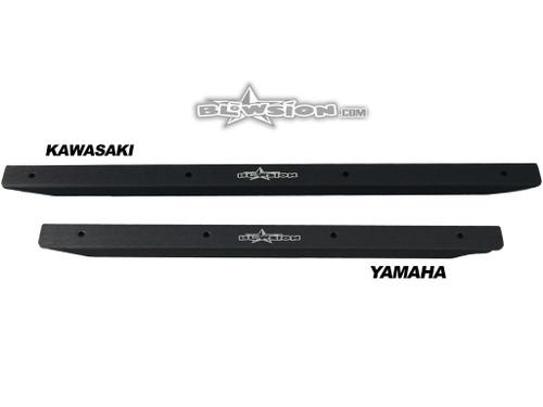 BLOWSION Black Kick Plate YAMAHA Super Jet FX1 Kawasaki 750 04-02-342