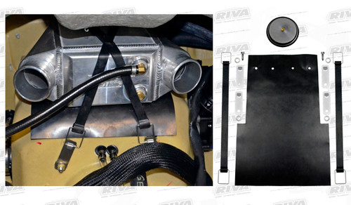 Riva GTR Power Cooler Installation Kit